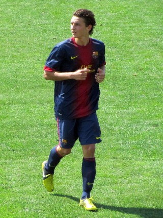 David Babunski FCB