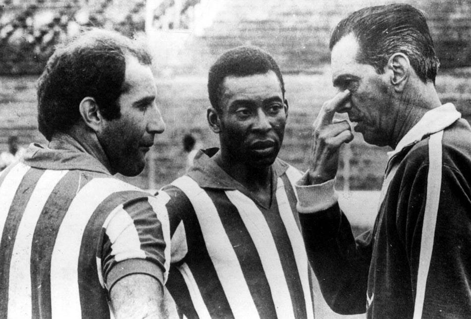 Saldanha Gerson Pelé