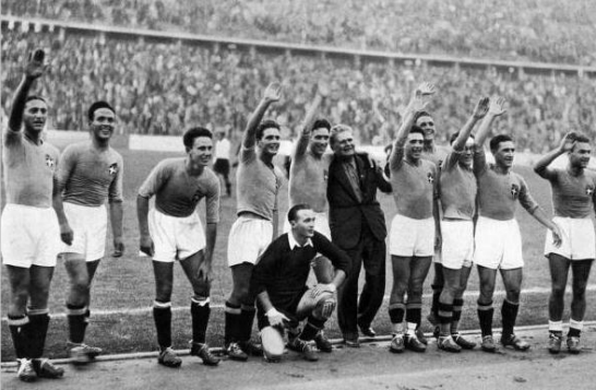 Libero Marchini Olimpiadi 1936