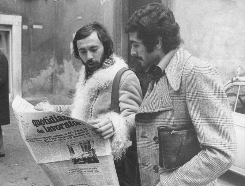 Paolo Sollier e Giancarlo Raffaeli