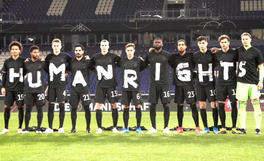 "Calcio ""Human Rights"""